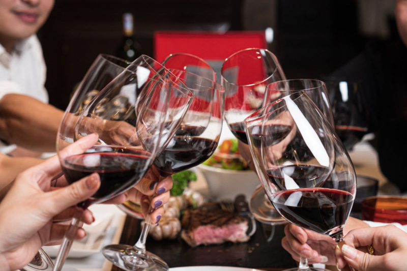 Nhà hàng New York Steakhouse & Winery