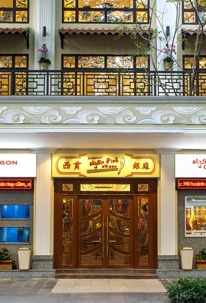 Nhà hàng Ngân Đình chi nhánh Time Square