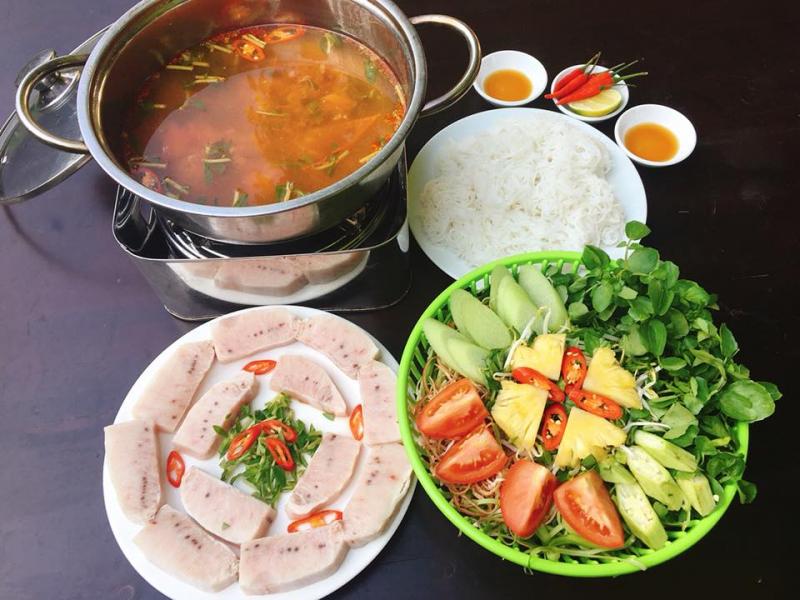 Nhà hàng Ngọc Trai Nha Trang - 97 Minh Khai - Hải sản ngon