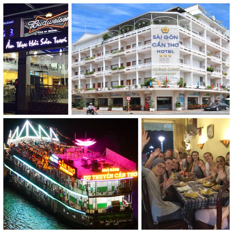 Top 10 Nhà hàng ngon nhất khu bến Ninh Kiều, Cần Thơ