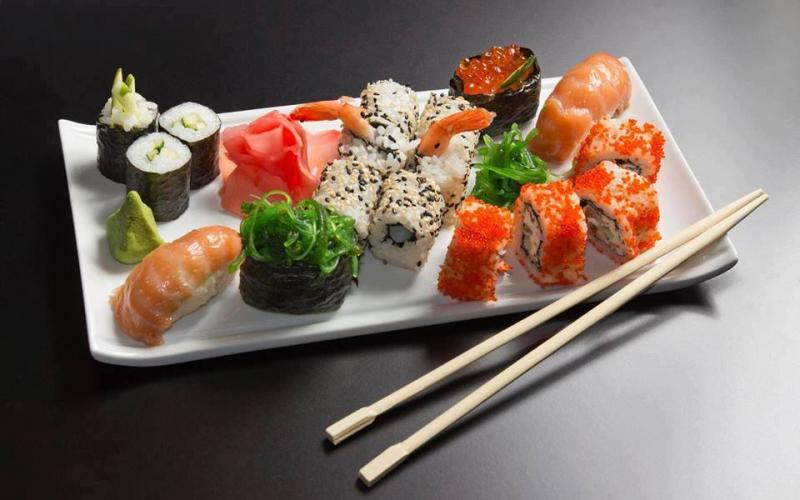 Nhà hàng Nhật Asahi