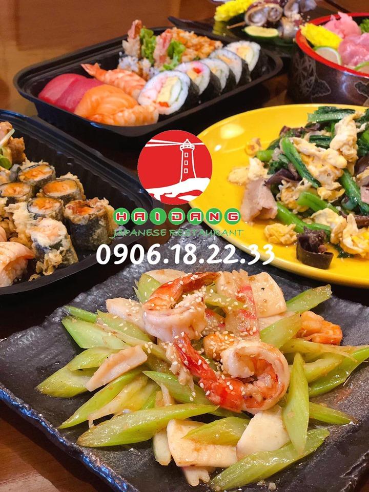 Nhà hàng Nhật Bản Hải Đăng