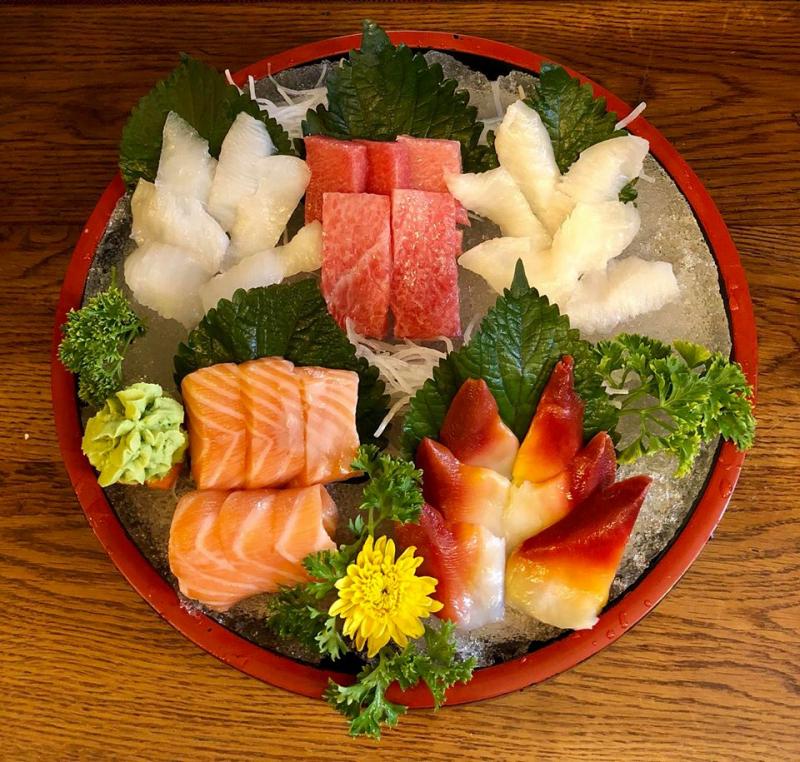 Nhà hàng Nhật Bản Hanayuki – Hoa Tuyết