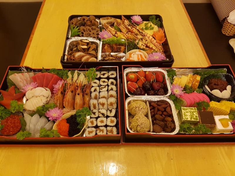 Nhà hàng Nhật Bản Kaminuma