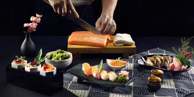 Nhà hàng Nhật Bản Kiến Đỏ AKAARI