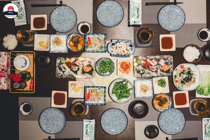Nhà hàng Nhật Bản Matsu Fuku