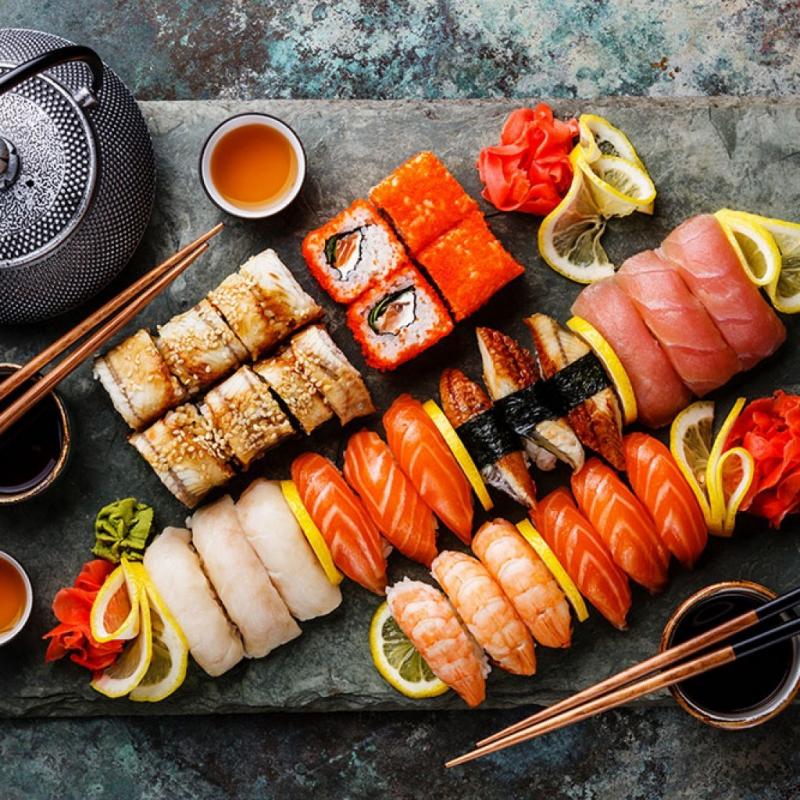 Nhà hàng Nhật Bản Nenoki