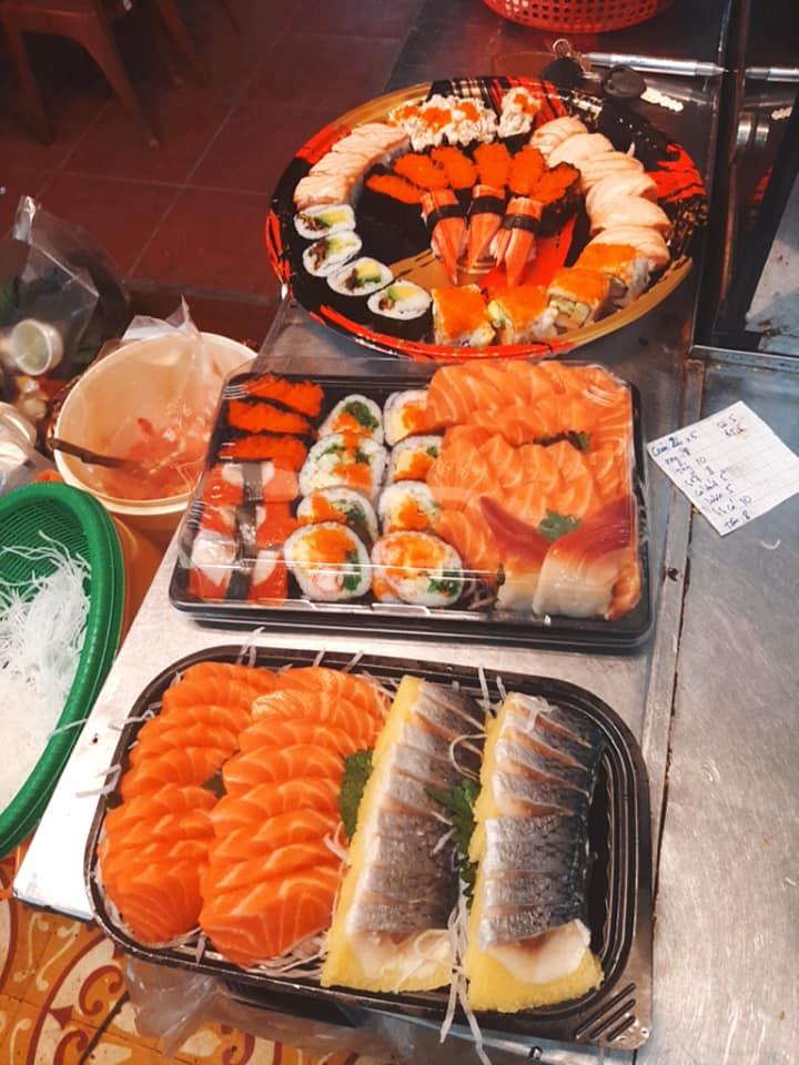 Nhà hàng Nhật Bản Tiệp Sushi Kazoku Đình Đông