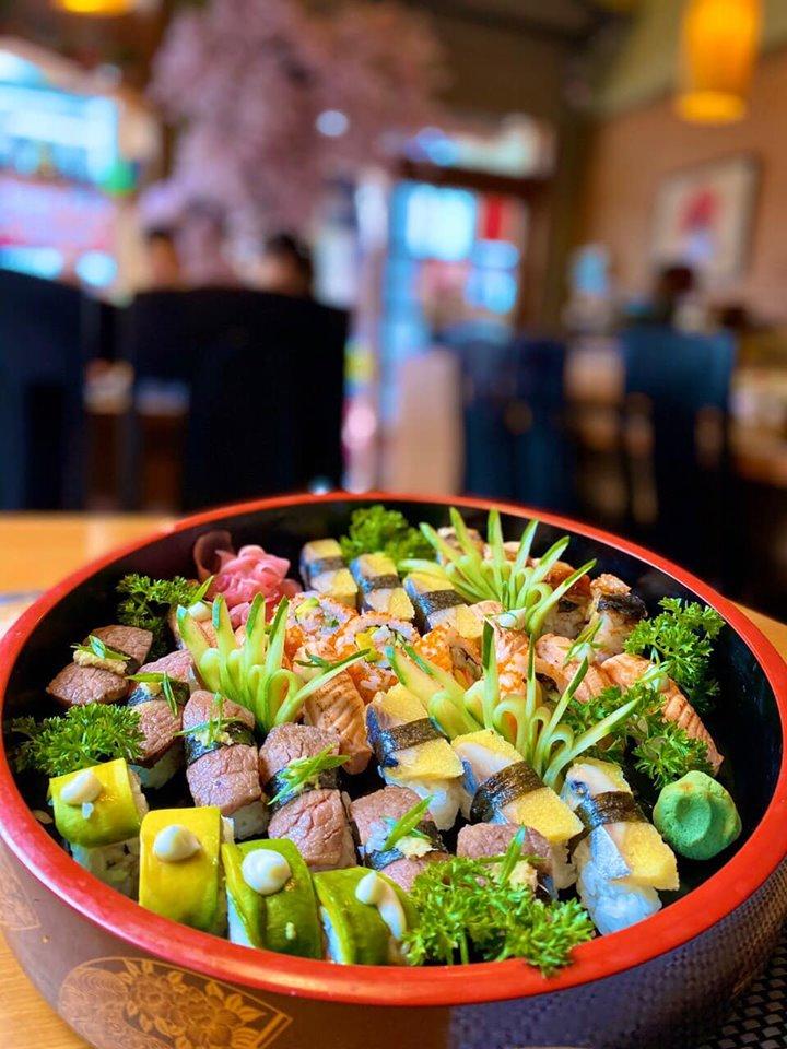 Nhà Hàng Nhật Oh! Sushi Bar
