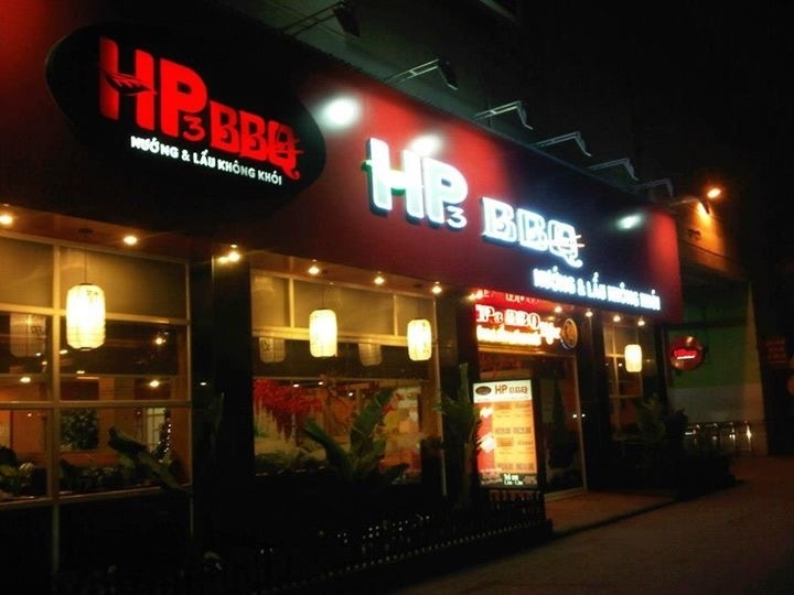 Nhà hàng nướng & lẩu không khói HP3BBQ