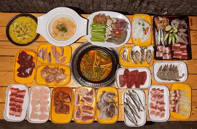 Nhà hàng Nướng No.1 - Thành Thái