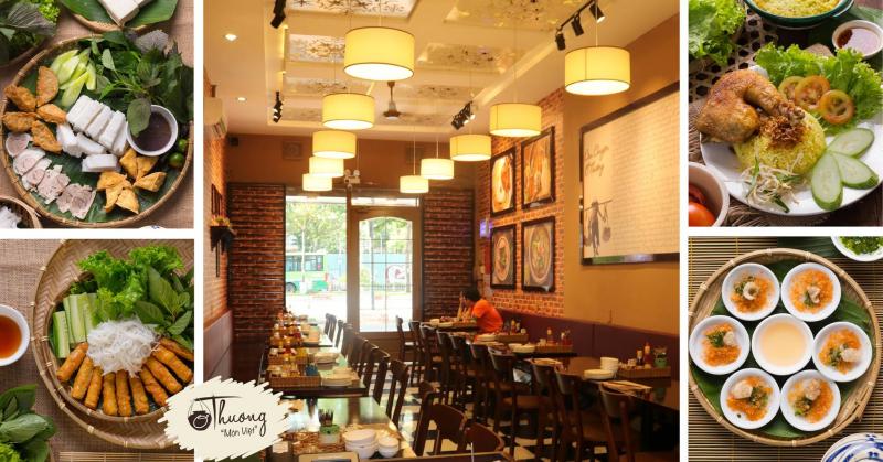 Nhà hàng Ơ Thương