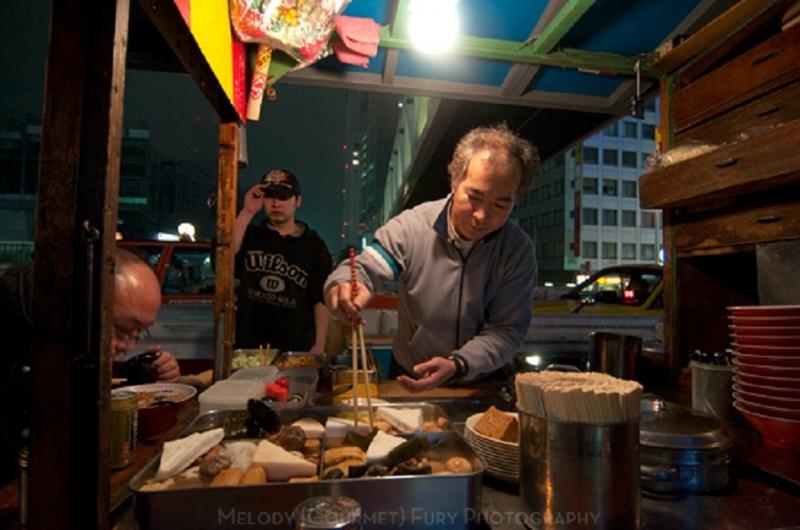 Nhà hàng Oden phổ biến ở Nhật Bản