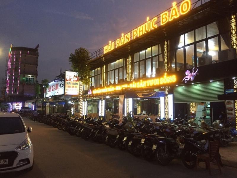 Nhà hàng Phúc Bảo