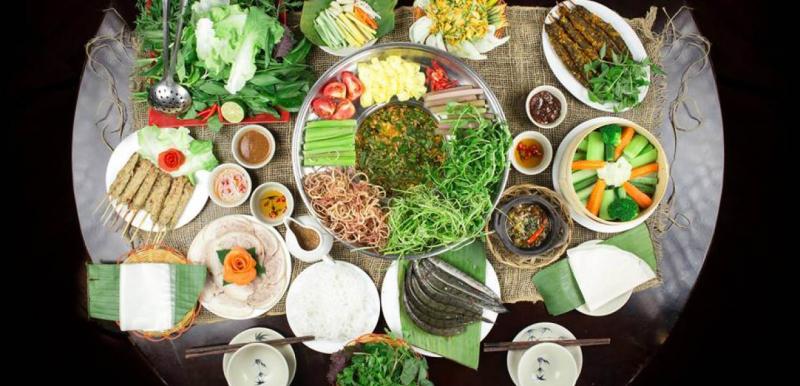 Nhà hàng Phương Nam, Món ngon miền Nam