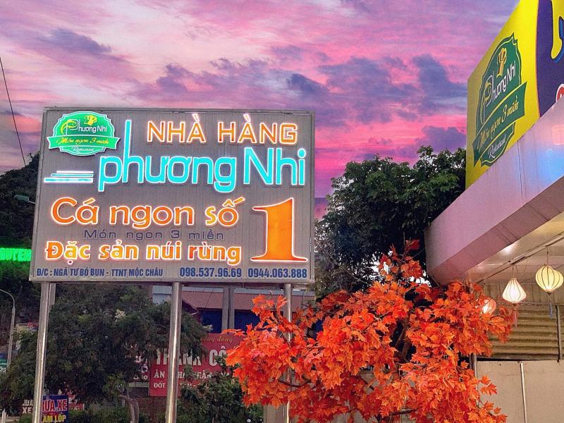 Nhà hàng Phương Nhi
