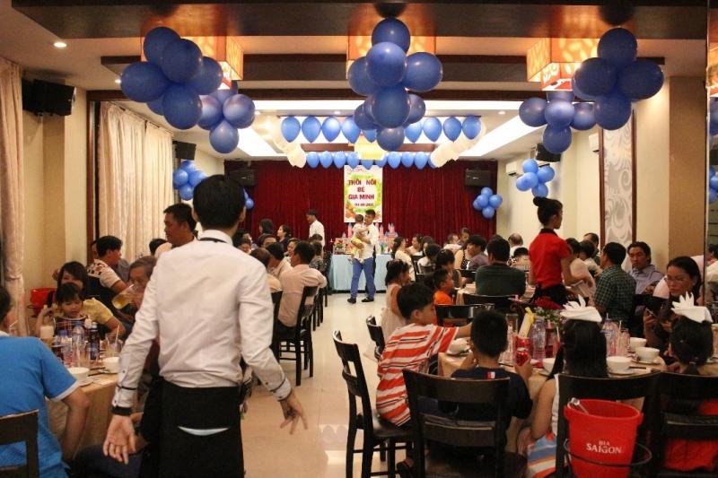 Nhà hàng Quá Ngon là địa điểm tổ chức sinh nhật cho bé rất được yêu thích tại TP. Hồ Chí Minh