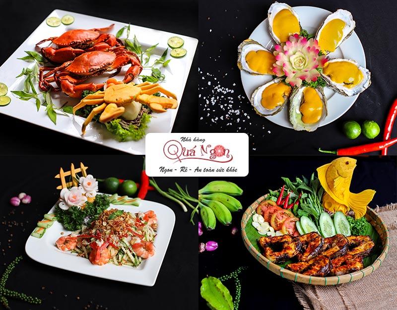 Nhà hàng Quá Ngon