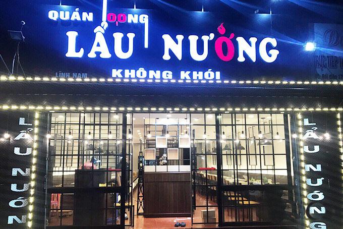 Nhà hàng Quán Toọng – Lĩnh Nam