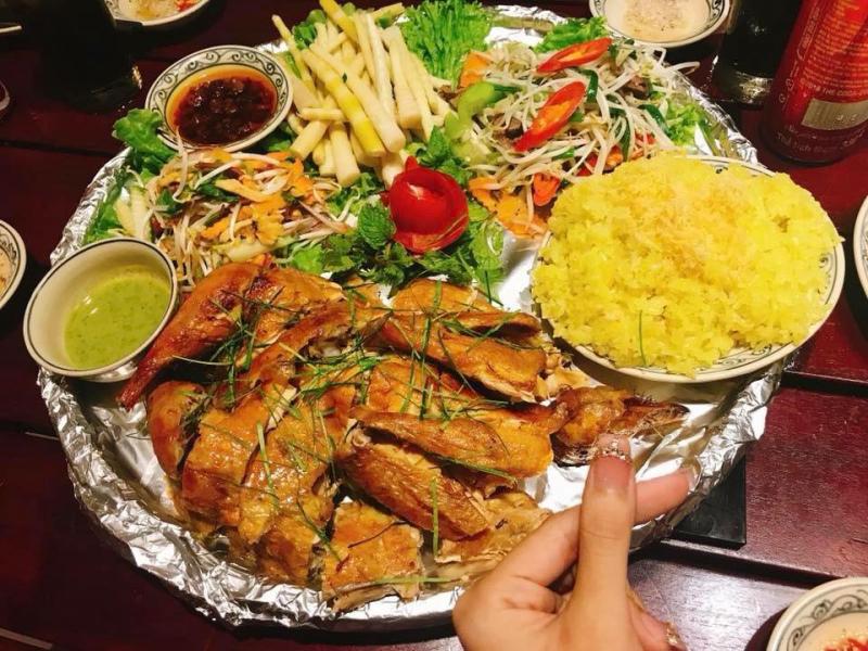 Nhà hàng Quán Xưa