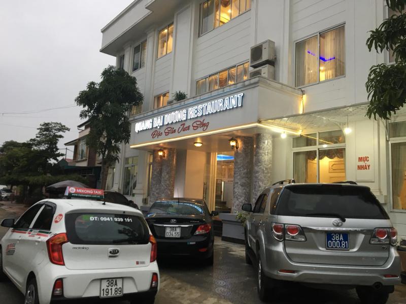 Nhà hàng Quang Đại Dương