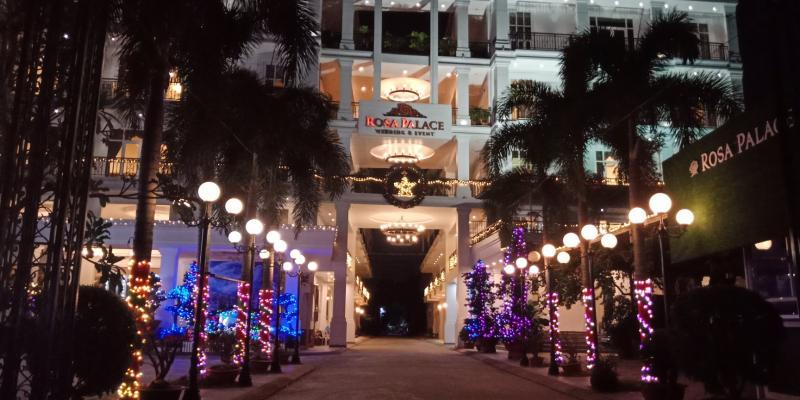 Trung tâm hội nghị & tiệc cưới Rosa Palace