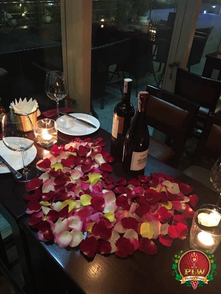 Nhà hàng rượu vang Paula's Wines