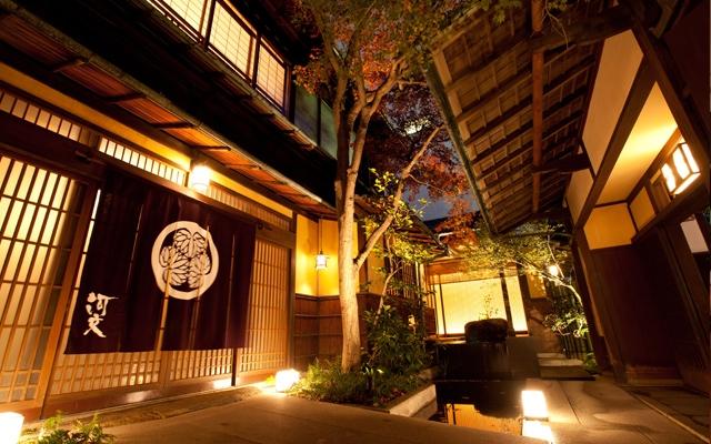 Nhà hàng Ryotei - chuẩn mực của ẩm thực Nhật Bản xa xưa