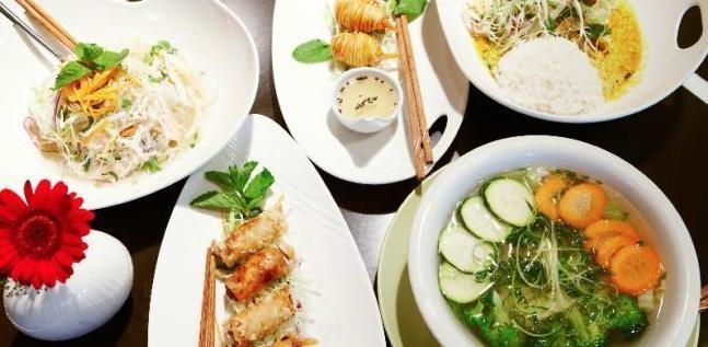 Nhà hàng Saigon Green
