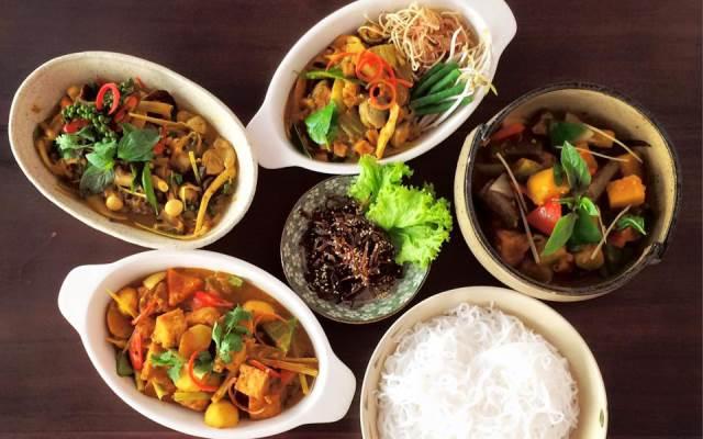 Nhà hàng Saigon Vegan – Võ Văn Tần