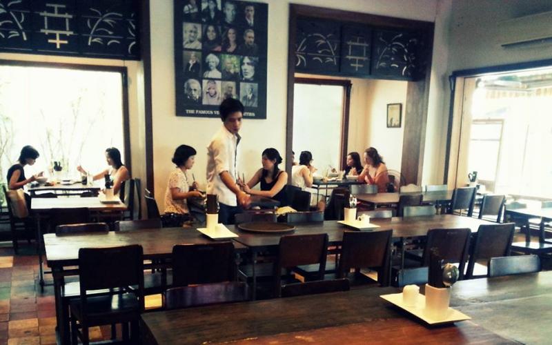Nhà hàng Saigon Vegan