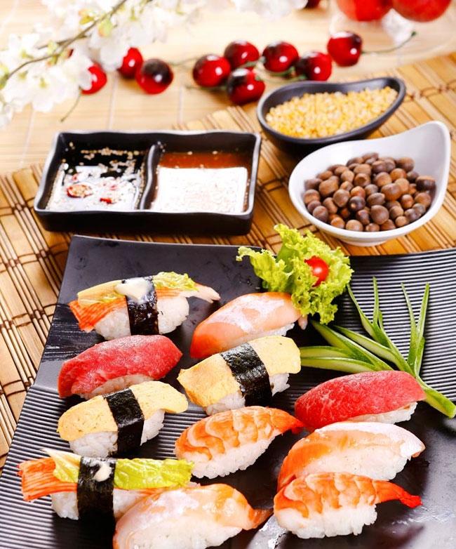 Samurai BBQ & Sushi Buffet mang đến cho thực khách những hương vị ẩm thực Nhật Bản chất lượng