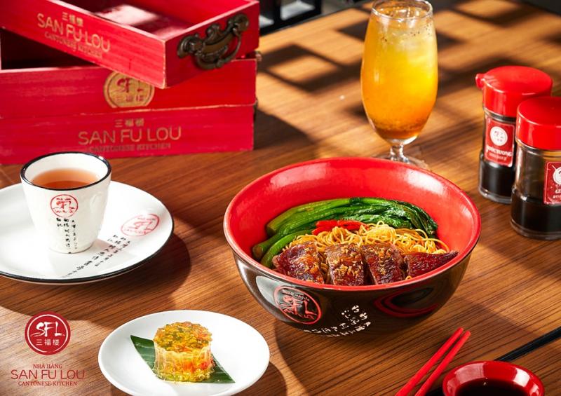 Nhà hàng San Fu Lou 1