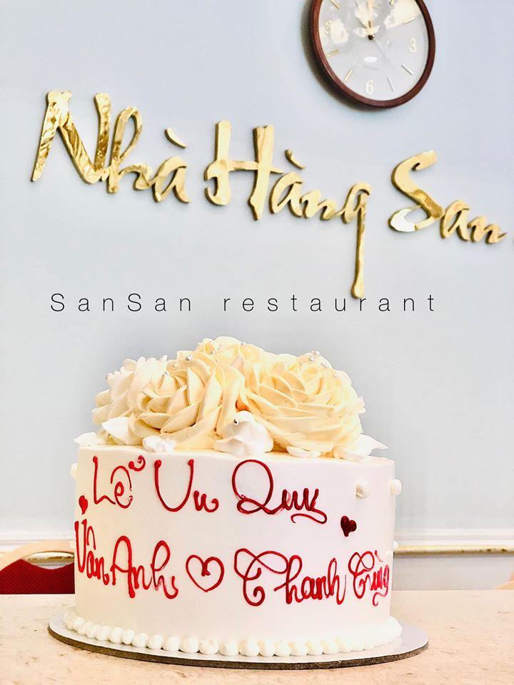 Nhà hàng San San