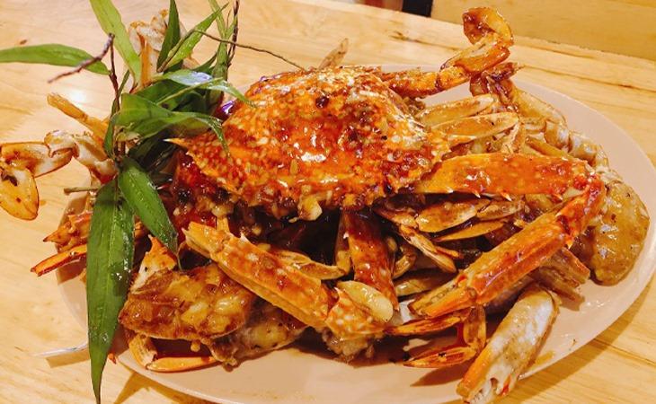 Nhà hàng Sao Biển Hàm Ninh