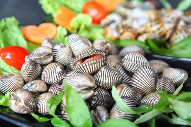 Nhà hàng Sea's Corner là một trong những nhà hàng hải sản ngon nhất ở Tây Hồ