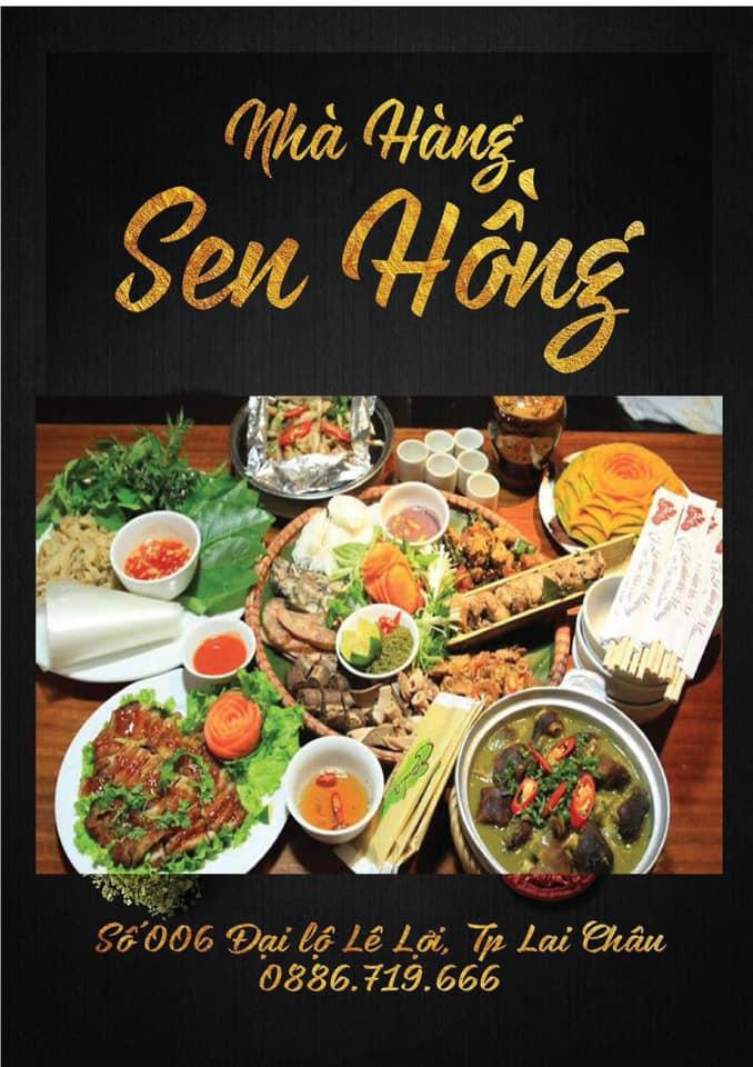 Nhà hàng Sen Hồng