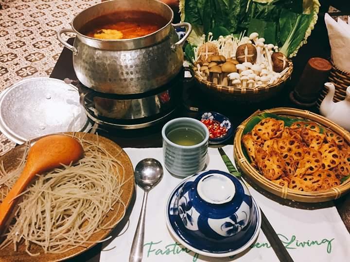 Nhà hàng Senta Vegetarian