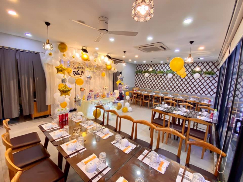 Top 6 địa điểm tổ chức sinh nhật đẹp nhất Hà Nội