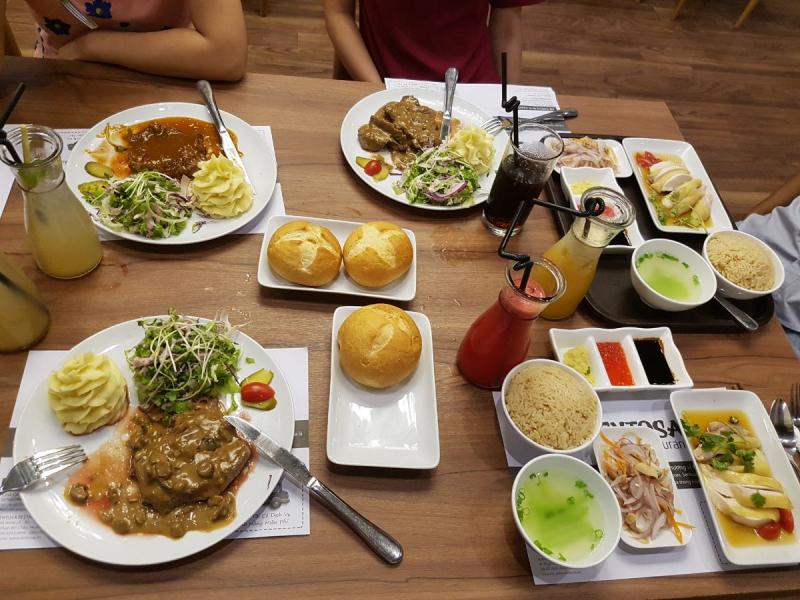 Nhà hàng Sentosa ( Sentosa – Palace )