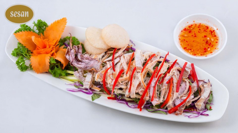 Nhà hàng Sesan