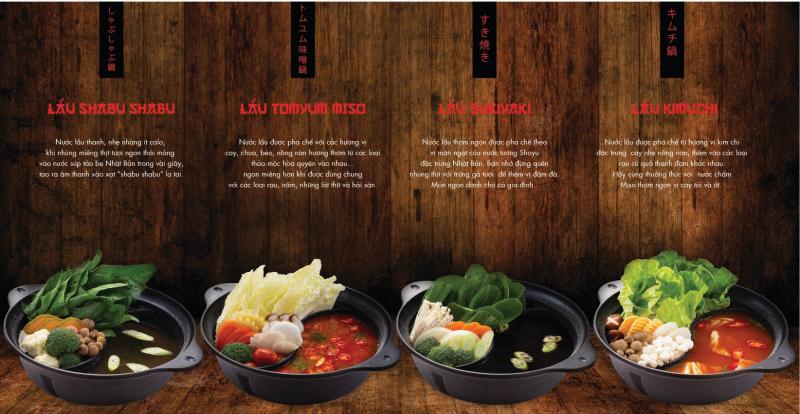 Nhà hàng Shabu Ya Vietnam