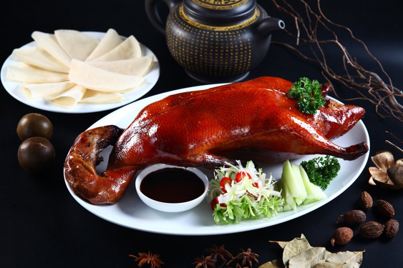 Món ăn Trung Hoa hấp dẫn tại nhà hàng