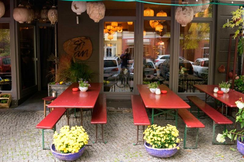 Nhà hàng Si An