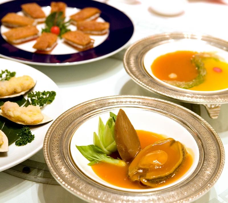 Các món ngon tại nhà hàng Silk Road