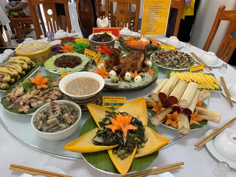 Nhà hàng Sinh Thái Sông Vàng