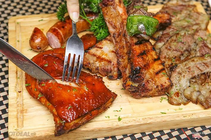 Nhà hàng SixPlus BBQ