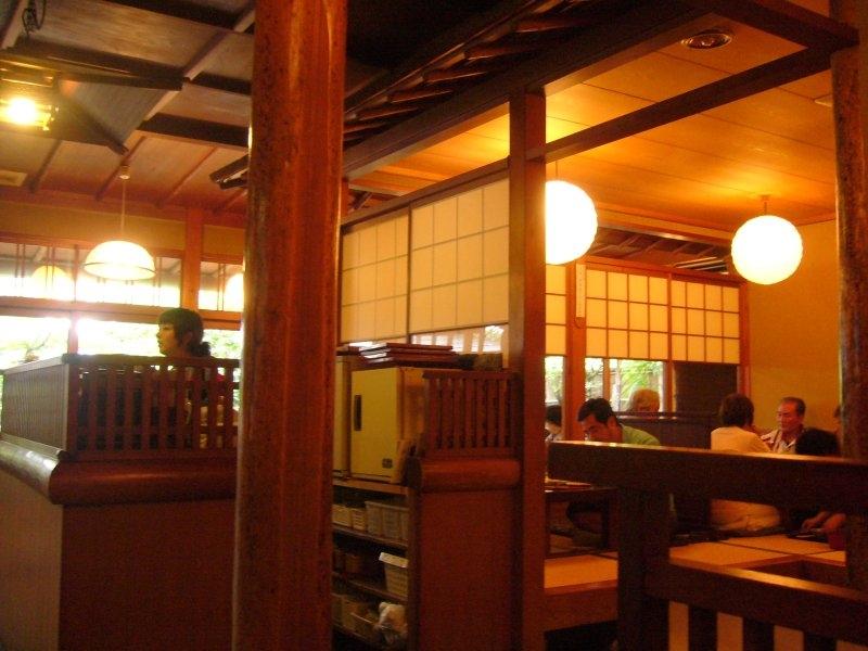 Nhà hàng Soba truyền thống