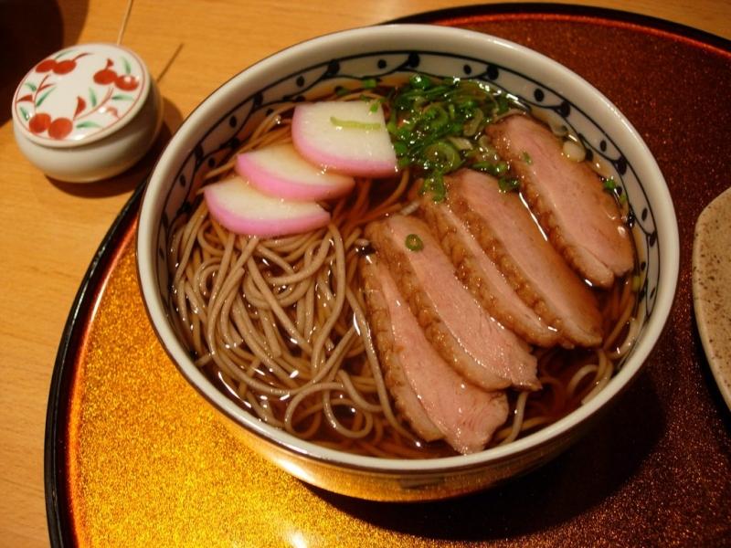Đặc sản mì soba được ăn vào cuối năm