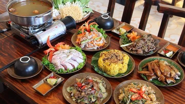 Nhà hàng Sơn Thiên